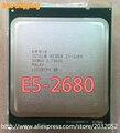 Lntel 8-ЯДЕРНЫЙ Xeon E5 2680 E5-2680 2.7 ГГЦ/20 МБ/L3/130 Вт КЭШ 8GT/S QPI ГНЕЗДО FCLGA-2011 (работает 100% Бесплатная Доставка)