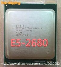 E5 2680 8-CORE E5-2680 lntel Xeon 2.7 GHZ/20 MB/L3/130 W 8GT CACHE/S GNIAZDO QPI FCLGA-2011
