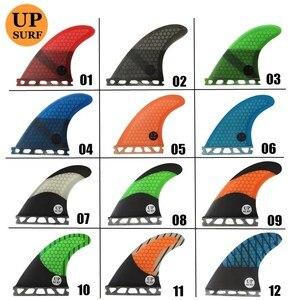Image 2 - SURF Future Fins G3/G5/G7 Fiberglass Honeycomb Surfing Surfboards Fins prancha quilhas de
