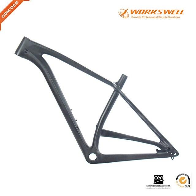 da96ef55a Preço baixo 29er Mountain Bike Quadro De Fibra De Carbono Quadro de  Bicicleta de Montanha Freio