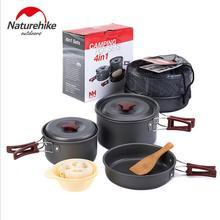 Naturehike Camping Cookware Pot Set