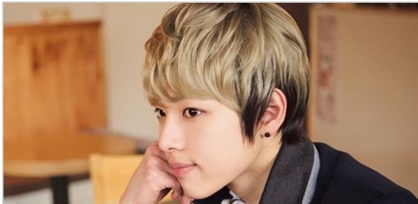 Star Wig Boys Wig New Korean Menu0027s Light Brown Male Hair Cosplay Wig  Oblique Bang Handsome Male Korean Fashion Men Wig On Aliexpress.com |  Alibaba Group