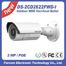 Bullet Camera DS-2CD2622FWD-I night camera Hikvision cctv camera HD2MP IR
