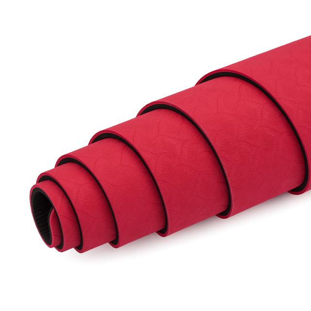 Colchoneta Antideslizante de Yoga con Bolsa