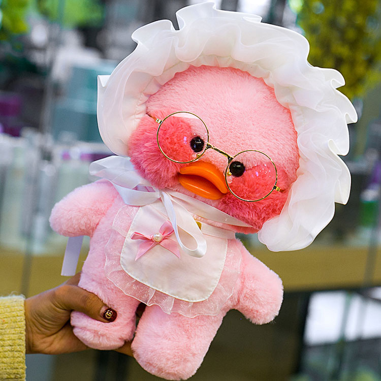 Shopping-pink-duck-NO.2