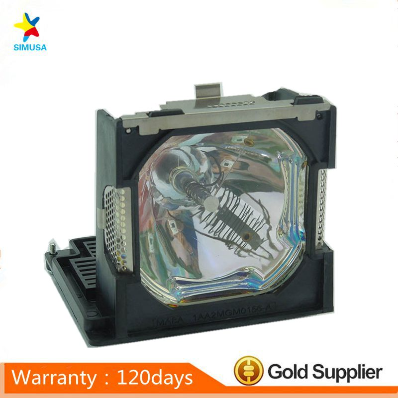 Compatible Projector lamp bulb LV-LP22 with housing for CANON LV-7565 lamp housing for canon 2481b001aa projector dlp lcd bulb