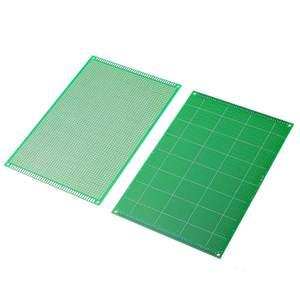Image 5 - Placa de circuito impresso, 10 pçs/set 12x18cm FR 4 mm único lado diy soldagem protótipo pcb placa de circuito impresso