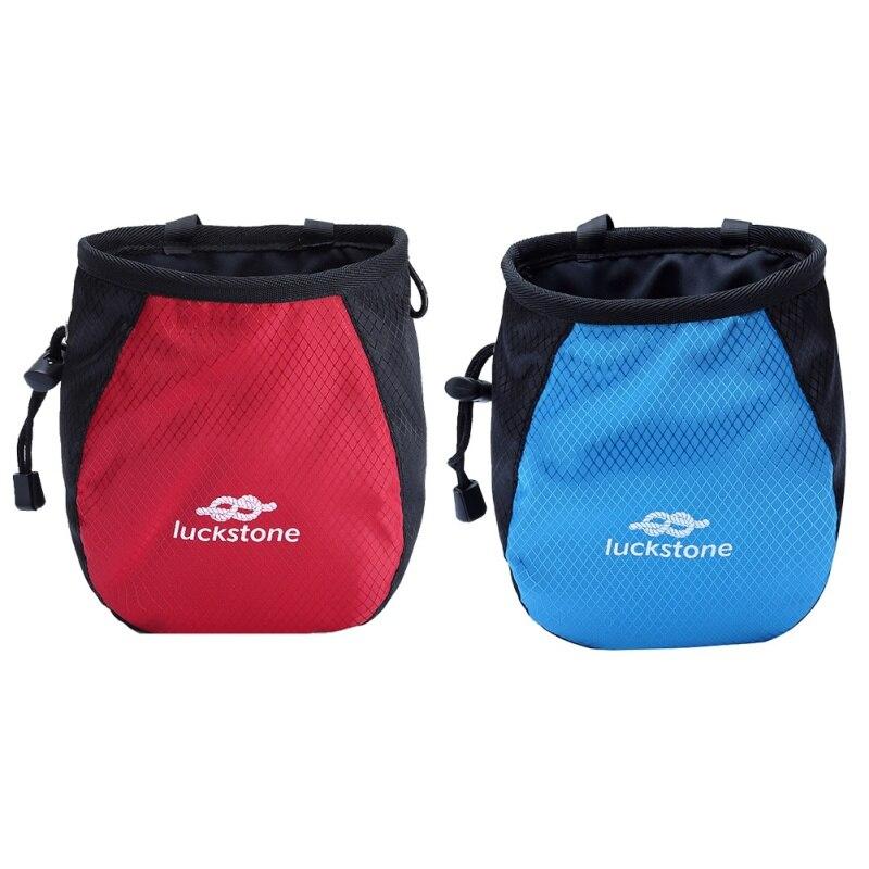 Chalk Bag Storage, Pouch For Rock Climbing, Adjustable Waist Belt50m 2