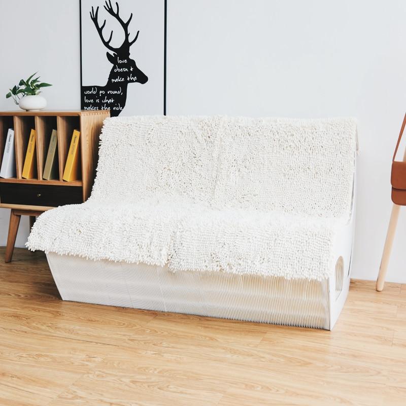 Szabadidős kanapé háttámla Üzleti fogadás Egyszerű irodai - Bútorok - Fénykép 3