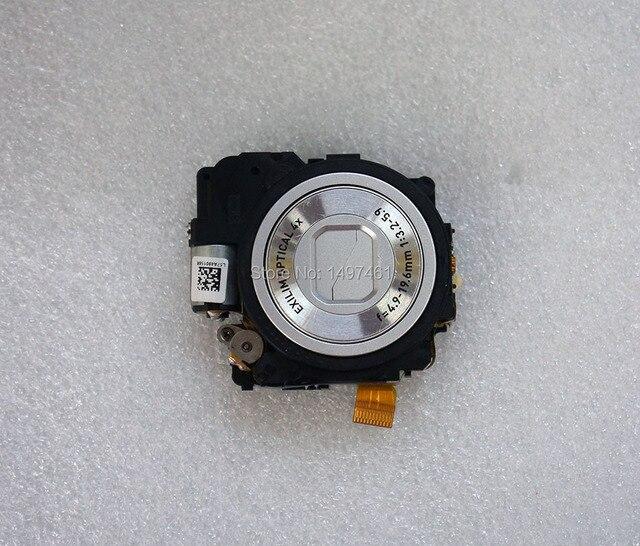 Серебро/Черный Оригинальный блок зум-объектив Для SAMSUNG ST60; ST61; TL105 Для Pentax Rs1000 для CASIO EX-S8; S9 Цифровой камеры Без ПЗС