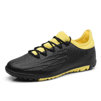Soccer Shoes Lightweight For Men Turf Soccer Cleats Athletic Trainers Football Boot Skid Resistance Indoor Soccer Sneakers