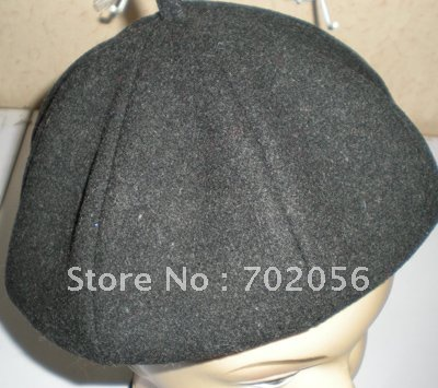 Wool Skullies Cap Hat 10pcs/lot #2289 skullies