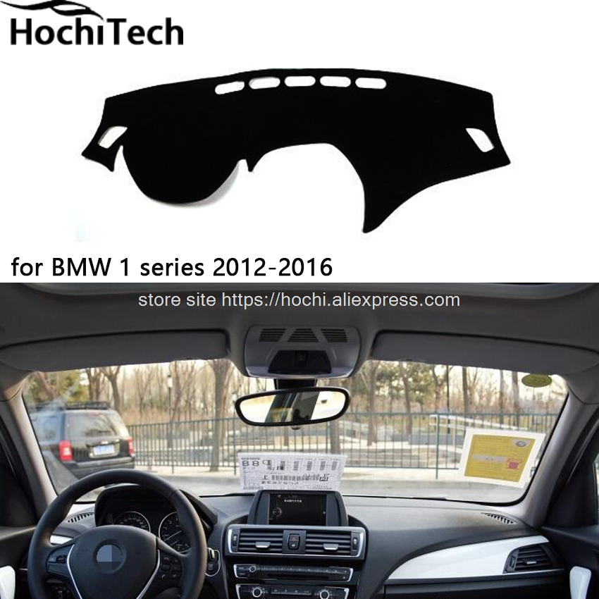 for BMW 1 series 2012 2013 2014 2015 2016 dashboard mat Protective pad Shade Cushion Photophobism Pad car styling accessories bigbang 2012 bigbang live concert alive tour in seoul release date 2013 01 10 kpop