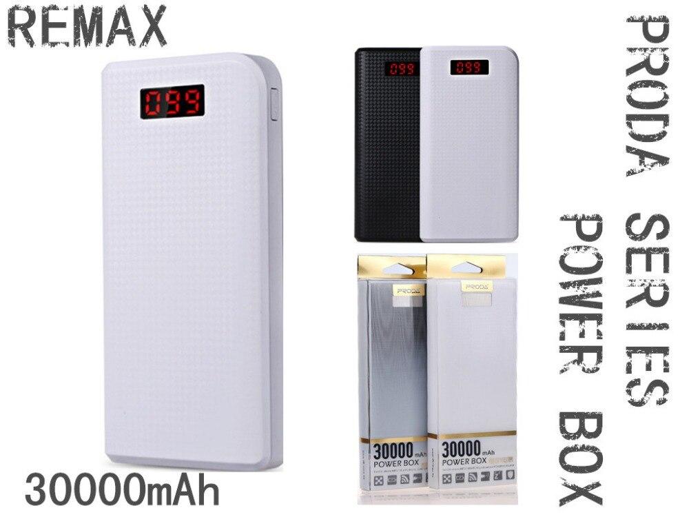 remax proda series power bank 30000mah diy external. Black Bedroom Furniture Sets. Home Design Ideas
