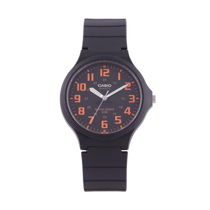 Casio Watch Pointer Series Fashion Quartz Men's Watch MW-240-4B