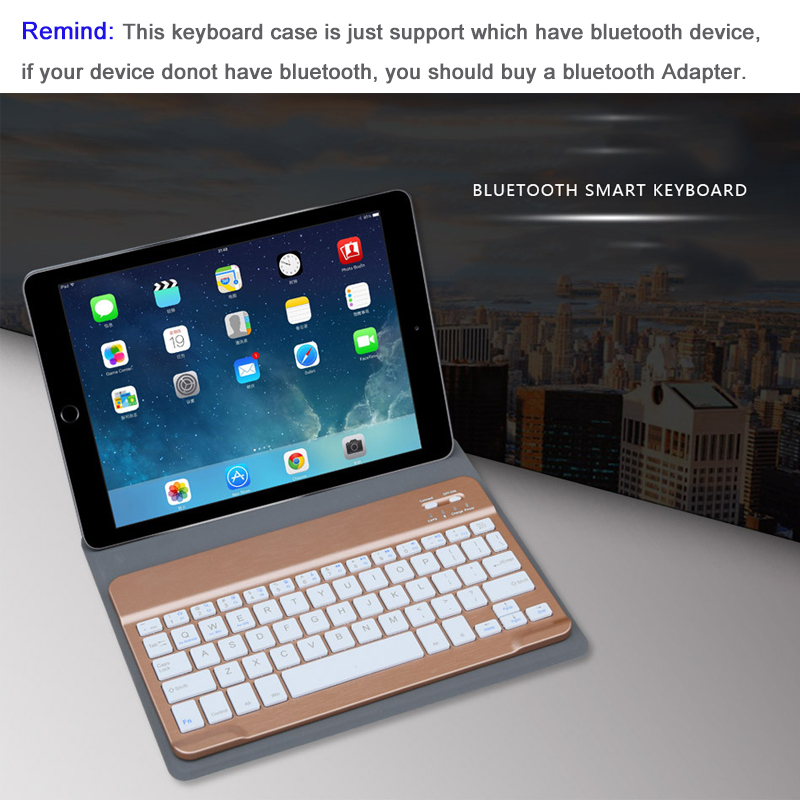 Landas Universal Keyboard Case For iPad Mini 3 4 7 9 Inch Case With Keyboard For iPad Mini 4 Keyboards For Mini 2 3 Dropshippig in Tablets e Books Case from Computer Office