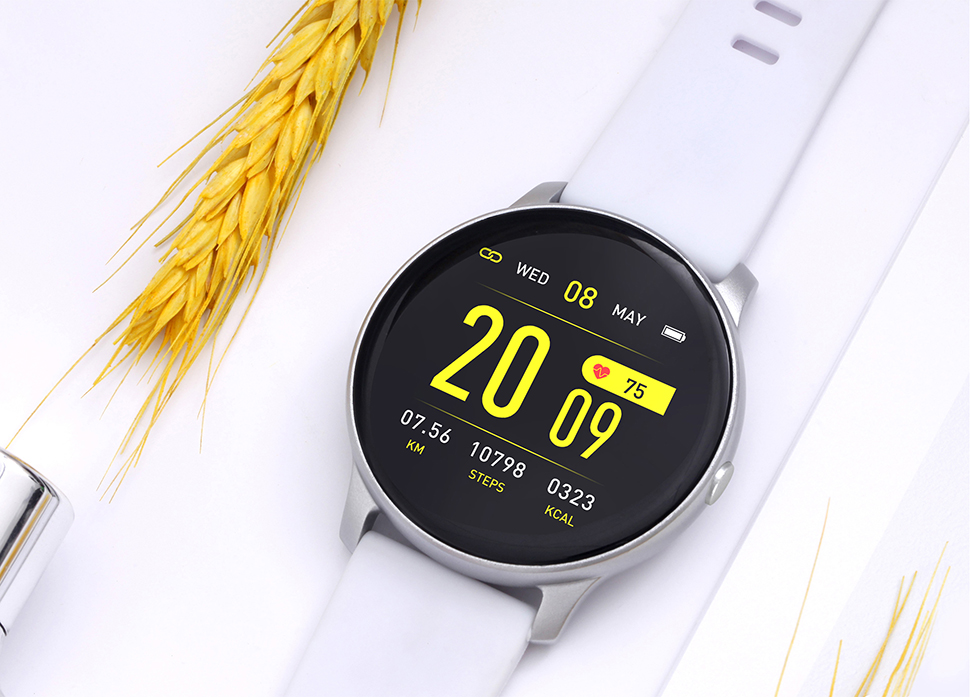 Montre intelligente Sport fréquence cardiaque 17