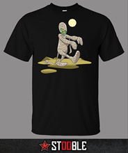 цены Mummy Walks T-Shirt - Direct from Stockist New T Shirts Funny Tops Tee New Unisex Funny Tops 2018 Newest Men'S Funny Black Style