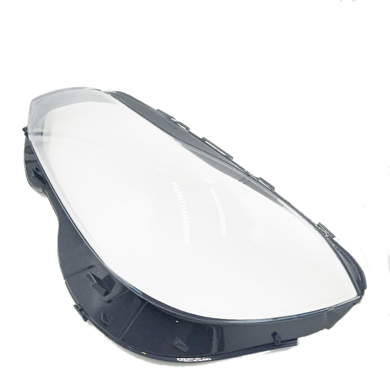 For Benz W212 front headlamps transparent lampshades lamp shell masks headlights cover lens Headlight glass