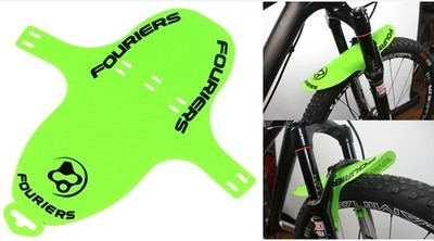 Fouriers Bike Bicycle Mtb Quick Release Fender Mudguard Front Fork