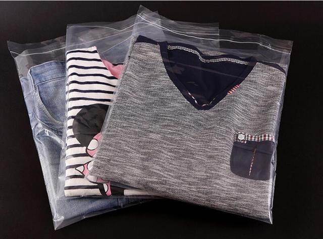 Aliexpress Com Buy 28x42cm Clear Self Adhesive Clothing