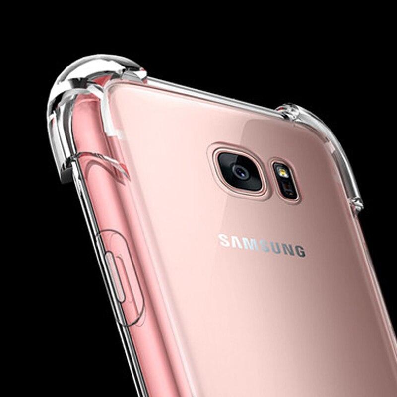Aufstrebend Xinwen Luxus Tpu Telefon Batterie Zurück Coque, Abdeckung, Fall Für Samsung Galaxy Note 5 Note5 Silikon Transparent Zubehör