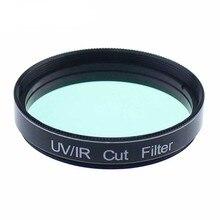 Cheaper 2 Inch Uv Ir Cut Block  Filter  Infra Red Filter CCD Camera Interference for telescopio astronomic Telescope oculares