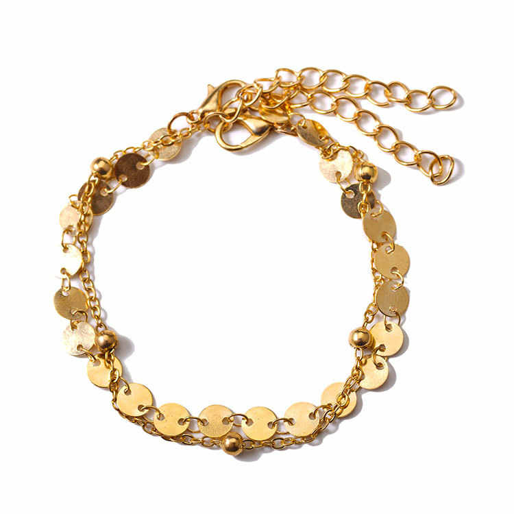 Anklets for Women shell Foot Jewelry Summer Beach Barefoot Bracelet ankle on leg  Ankle strap Bohemian Accessories