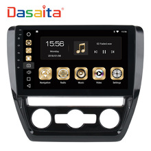 Dasaita 10.2″ Android 8.0 Car GPS Radio Player for VW Jetta 2011-2015 with Octa Core 4GB+32GB Auto Stereo Navi Multimedia