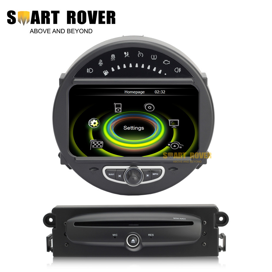 a8 chipset car dvd stereo for mini cooper 2006 2007 2008. Black Bedroom Furniture Sets. Home Design Ideas