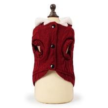 Cotton pet warm coat