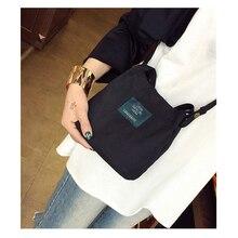 NEW ARRIVAL Women Drum Bag Handbag Pure Canvas Fashionable Single Shoulder Slant Womens Alphabetical Embroidery