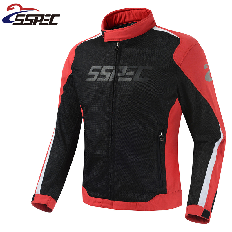 New arrival Motorcycle Jacket Summer motorbike men racing jacket chaqueta breathable mot ...