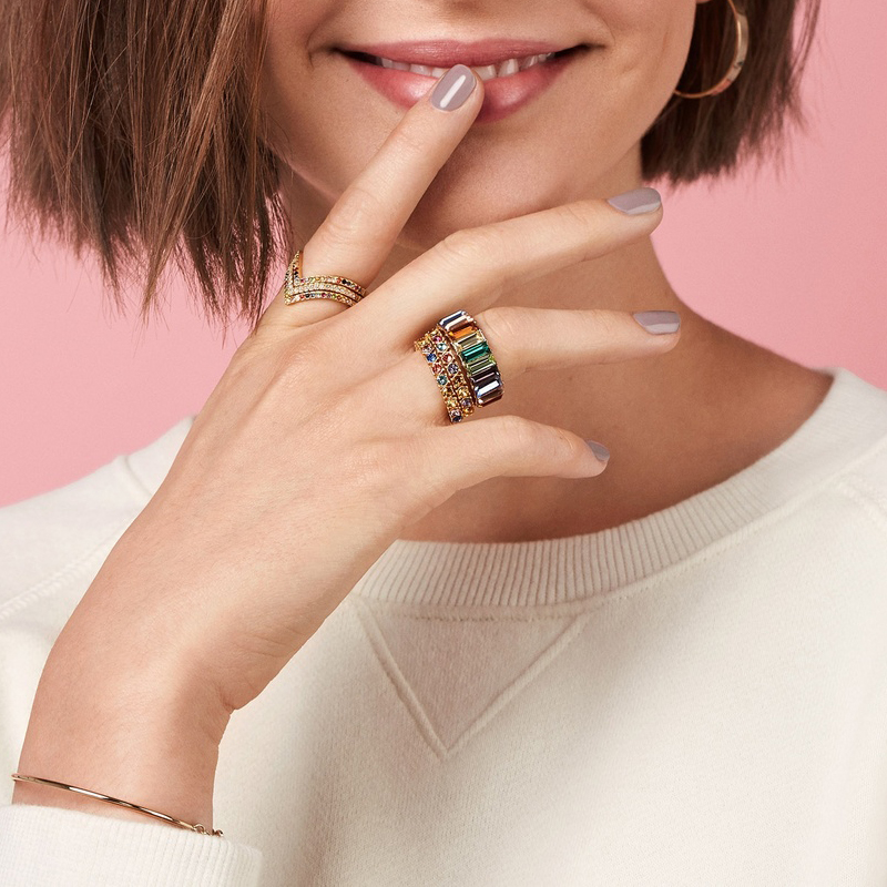 2019-Hot-Rainbow-Shimmering-Wish-Stackable-Finger-Ring-For-Women-Fashion-Original-Jewelry-Gift