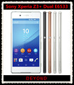 "Sony Xperia Z3 + Dual abierto Original GSM 4 G LTE Android Octa Core 3 GB RAM Z3 doble E6533 5.2 "" 20.7MP WIFI GPS 32 GB"