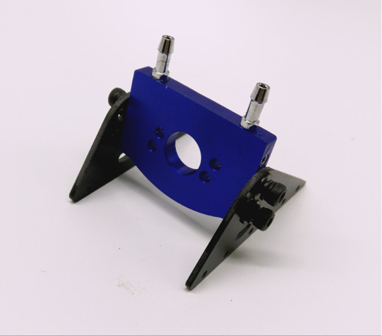Motor water cooling fixed support seat 380 motor bracket DIY model toy boat remote control ship electric ship model modification