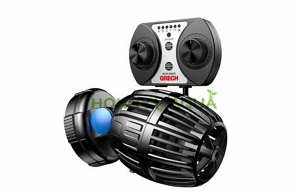 100 240v CW 110 CW 120 CW 140 CW 160 Aquarium Wave Maker Propeller Wireless Control