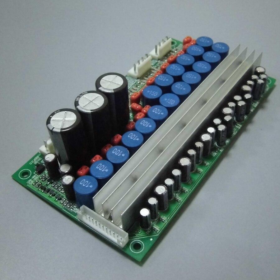 GHXAMP TPA3116 7.1 Pur Post-amplificateur Conseil DC 12 v-24 v TM7.2 carte Amplificateur De Puissance Avec Interrupteur protection 1 pc