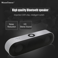 New NBY 18 Mini Bluetooth Speaker Portable Wireless Speaker Sound System 3D Stereo Music Surround Support