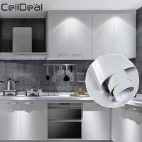 5/10M Glitter Fablon Wallpaper Kitchen Cupboard Furniture Door Wall Self Adhesive Decoration Wall Sticker