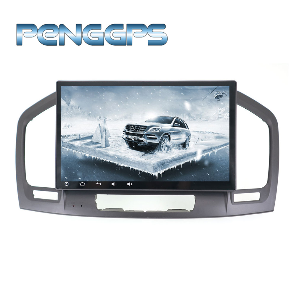9 Inch Octa Core Android 8.0 Car Radio For Opel Vauxhall Holden Insignia 2008-2013 GPS Navigation CD DVD Player Stereo Headunit