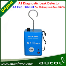 A1 Pro TURBO Automotive Diagnostic Leak Detector Smoke Tool Quick Bladder to Fit Most Intakes/Exhausts