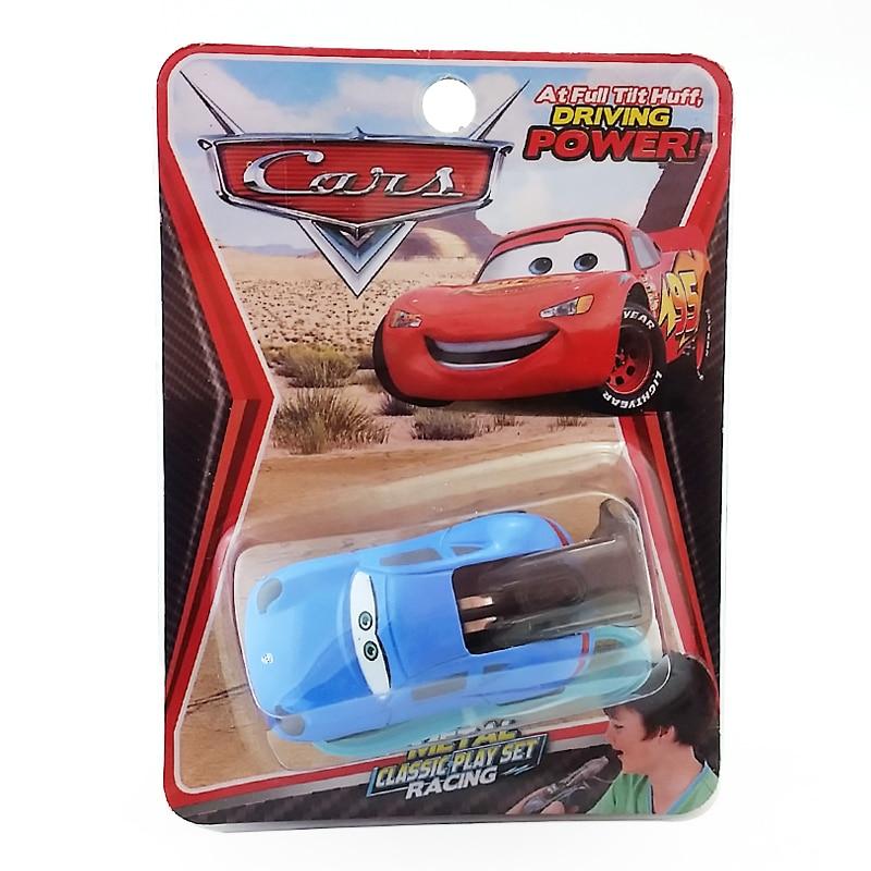 Frank Disney Pixar Autos 3 Sally Pfeife Mit Band Boxed 1:55 Diecast Metall Legierung Spielzeug Auto Modell Lose Neue Kinder Geschenk Freies Verschiffen