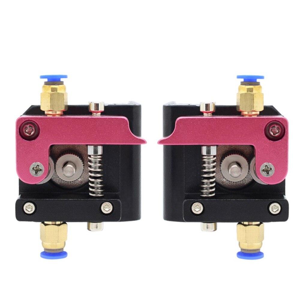100% Kwaliteit Mk8 Remote Extruder Links Rechts Hand Arm Beugel Deel Voor Extrusie 1.75mm Filament Volledig Metalen 3d Printers Onderdelen Van Het Grootste Gemak