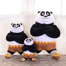 1pc 8″ 20cm Kung Fu Panda Stuffed Animal Plush Toys Cute Doll Collectible Soft Stuffed Anime Doll Baby Kids