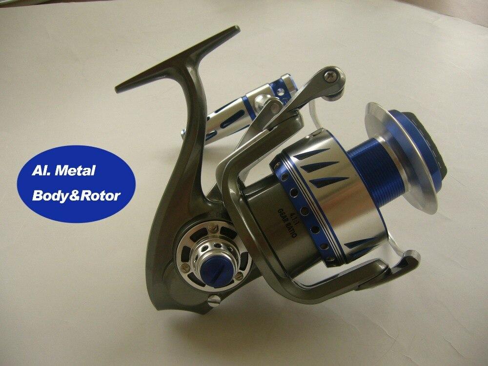 Online buy wholesale jigging reel from china jigging reel for Reel steel fishing