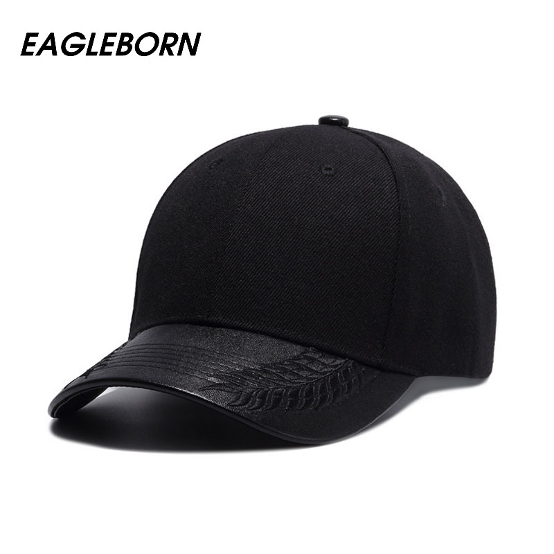 [EB] 2018 NEW quality cotton baseball cap women casual snapback hat for men casquette homme Letter embroidery gorras