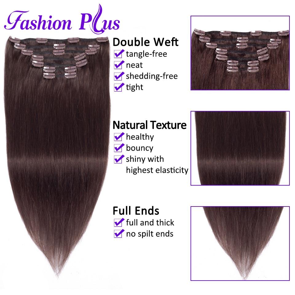 Rosa vlasové produkty Peruánské panenské vlasy Straight - Lidské vlasy (pro bílé) - Fotografie 3