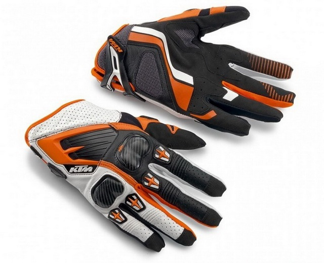 2016 New cross-country Motorcycle gloves KTM RACE COMP GLOVES OFF Road MOTO racing driver Glove wiht Orange color size M L XL