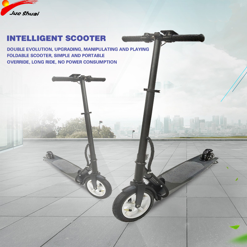8 inch <font><b>250w</b></font> 36V <font><b>Electric</b></font> <font><b>Scooter</b></font> LG battery motor wheel patinete electrico adulto skateboard ninebot e <font><b>scooter</b></font> LCD Hoverboard image